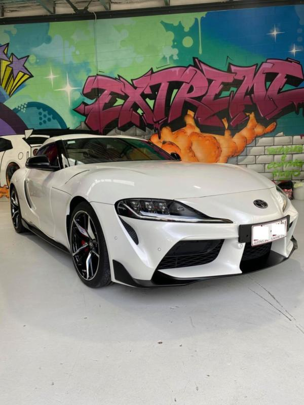 Paint Protection - Click Here